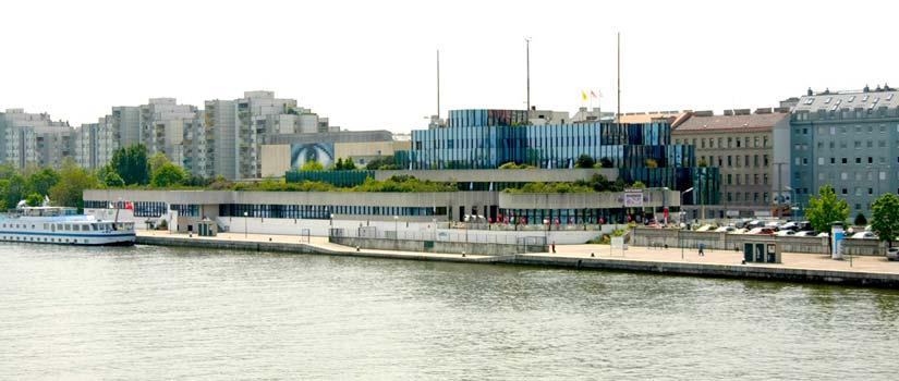 Schifffahrtzentrum