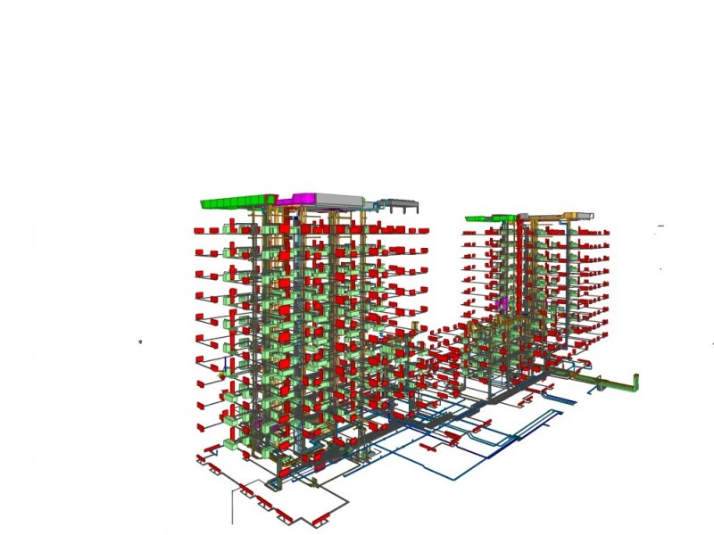 BIM-Modellierung