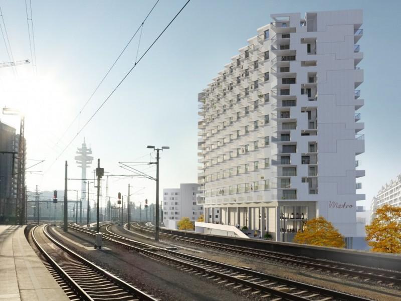 © Delugan Meissl Associated Architects DMAA